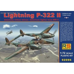 Lightning P-322 II - 1/72 kit