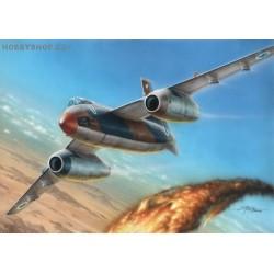 Vautour IIA IDF Attack Bomber - 1/72 kit