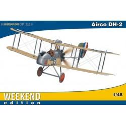 Airco DH-2 Weekend - 1/48 kit