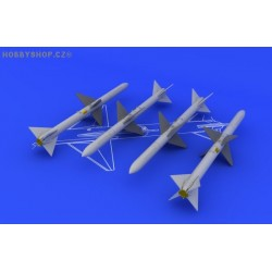 AIM-7M Sparrow - 1/48 update set