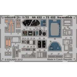 Swordfish S.A. - 1/72 ZOOM PE set