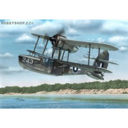 Sea Otter Mk.I WWII service - 1/72 kit