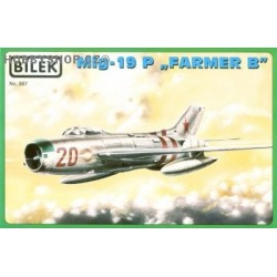 MiG-19P Farmer B - 1/72 kit