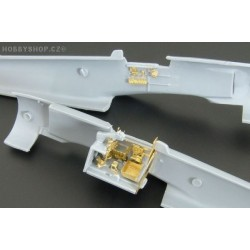 Ki-100-I kó High-back - 1/72 PE set