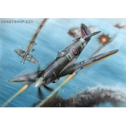 Spitfire F Mk.21 No.91 Squadron WWII - 1/72 kit