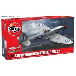 Supermarine Spitfire F Mk.22 - 1/72 kit