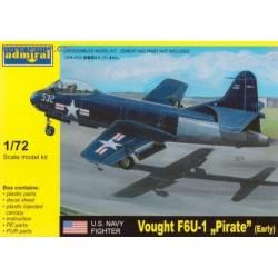 F6U-1 Pirate Early - 1/72 kit