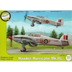 Hurricane Mk.IIc Post War - 1/72 kit