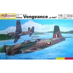 Vultee Vengeance RAF - 1/48 kit