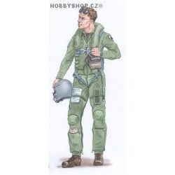 F-16 Pilot - 1/48 figure