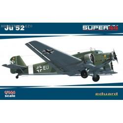Ju 52 - 1/144 kit