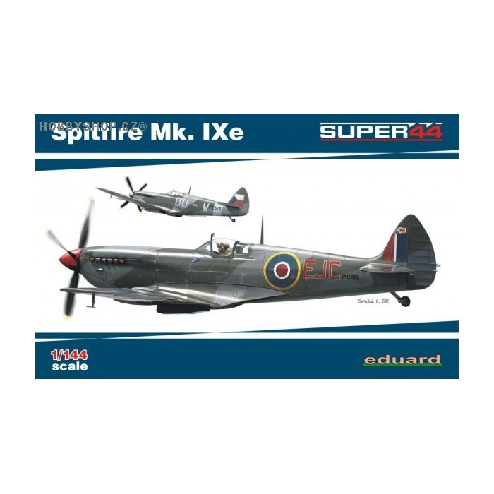 Spitfire Mk.IXe Dual Combo - 1/144 kit