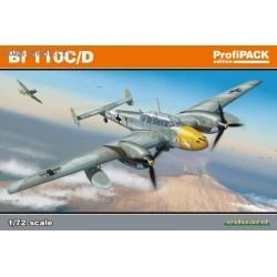 Bf 110C/D ProfiPACK - 1/72 kit
