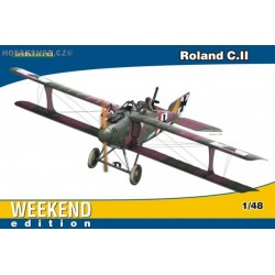 Roland C.II Weekend - 1/48 kit