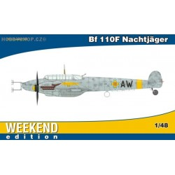 Bf 110F Nachtjäger Weekend - 1/48 kit