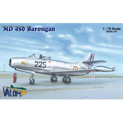 Dassault Barougan - 1/72 kit