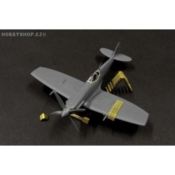 Spitfire IX maintenance accessories - 1/144 PE set