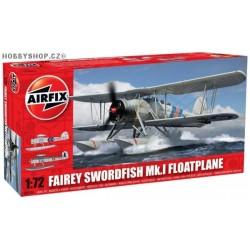 Fairey Swordfish Floatplane - 1/72 kit