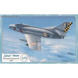 Dassault Mystere IVA India - 1/72 kit