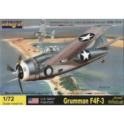 Grumman F4F-3 Wildcat Aces - 1/72 kit