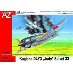 Kugisho D4Y3 Judy Suisei 33 - 1/72 kit