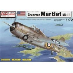 Grumman Martlet Mk.III - 1/72 kit