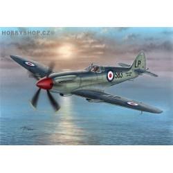 Supermarine Seafire F Mk.45 - 1/72 kit