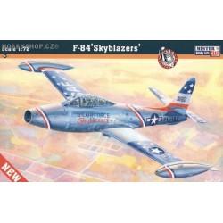 F-84G Skyblazers - 1/72 kit