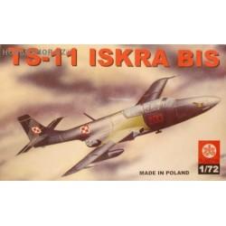 TS-11 Iskra Bis - 1/72 kit