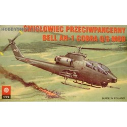Bell AH-1 Cobra Q/S MOD - 1/72 kit