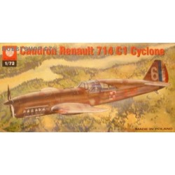Caudron Renault CR.714C1 Cyclone - 1/72 kit