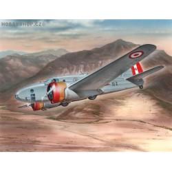 Caproni Ca.310 in Peru - 1/72 kit