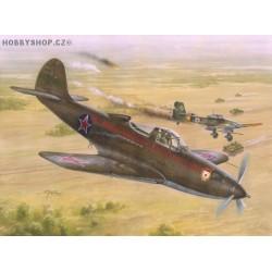 P-39N/Q Soviet Quard Regiments - 1/32 kit