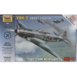 Yak-3 - 1/72 kit