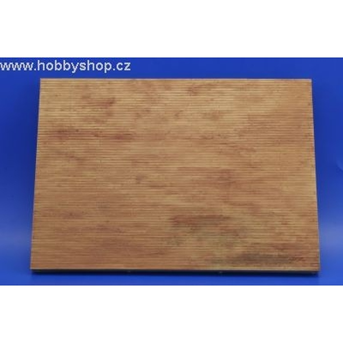 Wooden Airfield Surface  1/48 - 1/48 kit