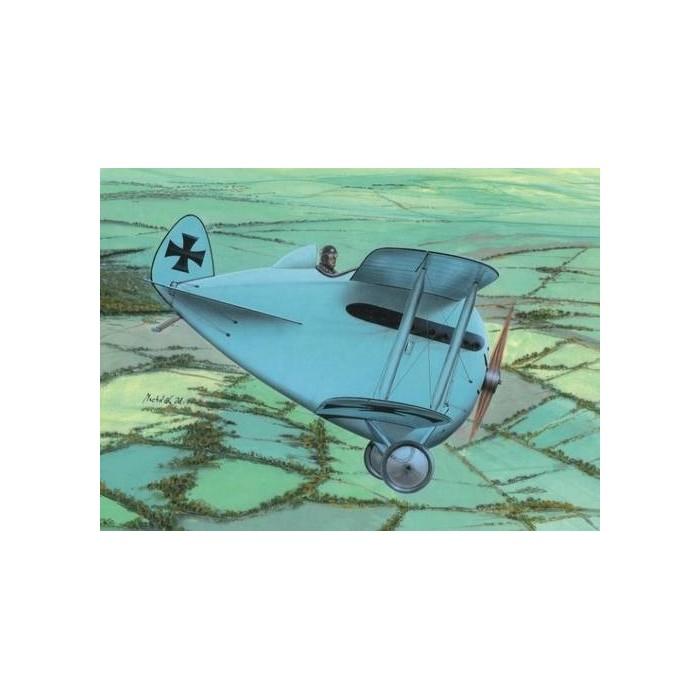 DFW T28 Floh - 1/72 kit