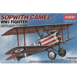 Sopwith Camel - 1/72 kit