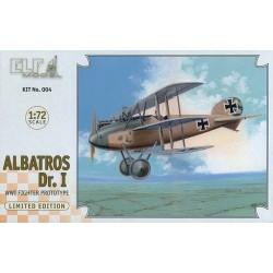 Albatros Dr.I - 1/72 kit
