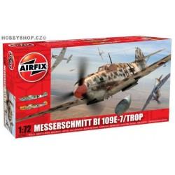 Messerschmitt Bf 109E-7/Trop - 1/72 kit