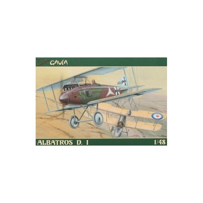 Albatros D.I - 1/48 kit