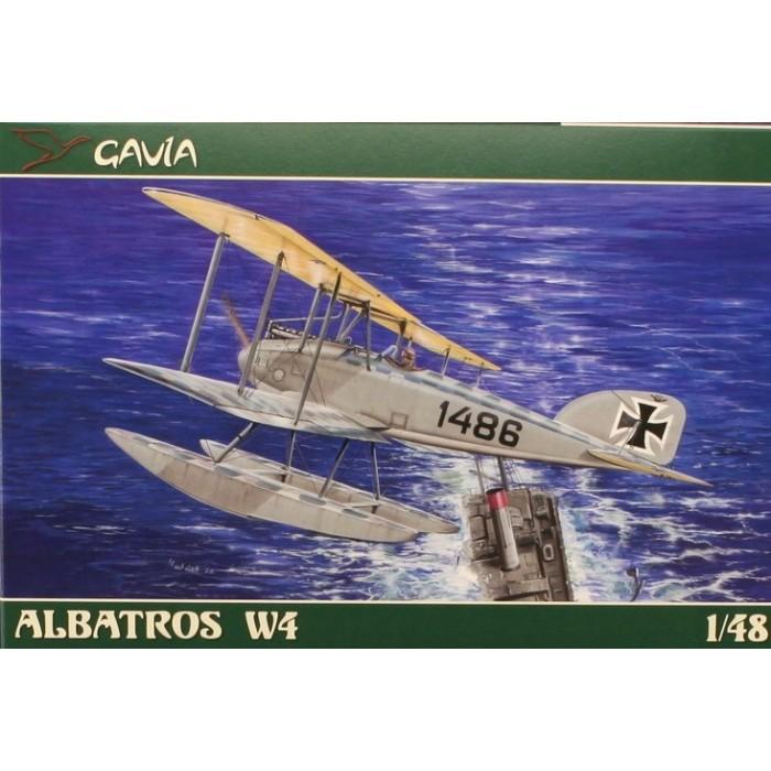 Albatros W.4 - 1/48 kit