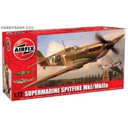 Spitfire Mk.I/Mk.IIa - 1/72 kit