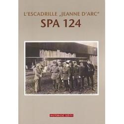 LEscadrille Jeanne DArc SPA 124