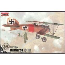 Albatros D.III - 1/32 kit