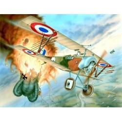 """Nieuport Nie.16 """"Lafayette"""" - 1/32 kit"""
