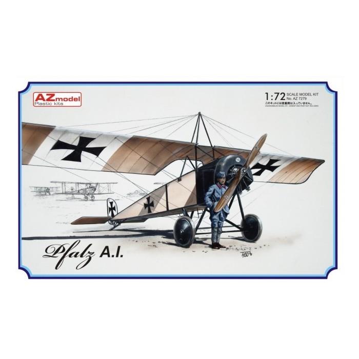 Pfalz A.I - 1/72 kit