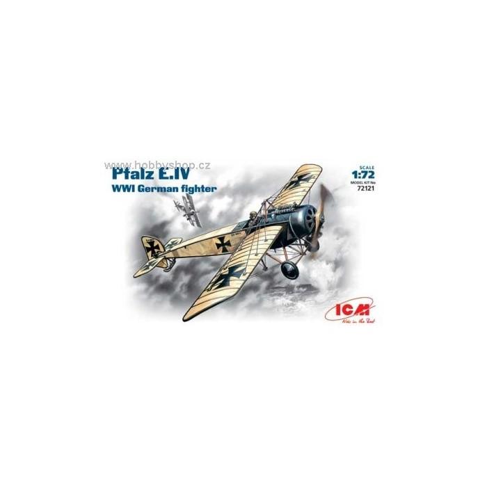 Pfalz E.IV - 1/72 kit