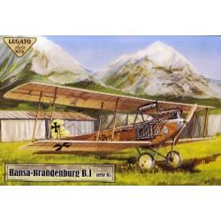 Hansa- Brandenburg B.I serie 05 - 1/72 kit