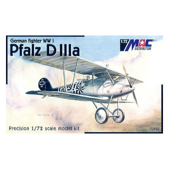 Pfalz D IIIa - 1/72 kit
