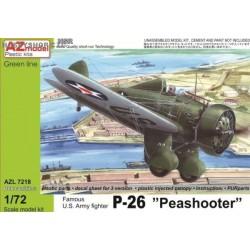 Boeing P-26A Hawaian Peashooters - 1/72 kit